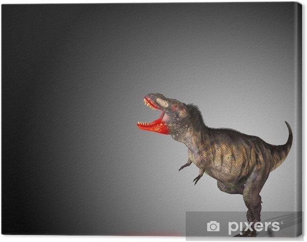 Obraz na płótnie T Rex 6 - Tematy