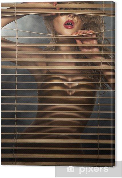 Obraz na płótnie Tajemnicza kobieta - Tematy