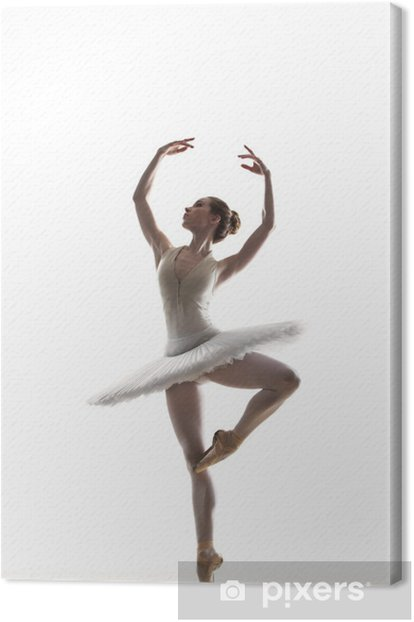 Obraz na płótnie Tancerz - Balet