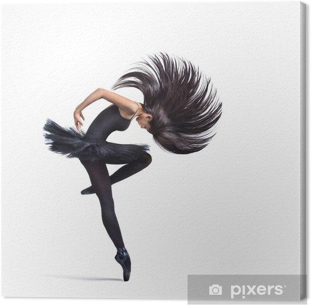 Obraz na płótnie Tancerz - Naklejki na ścianę
