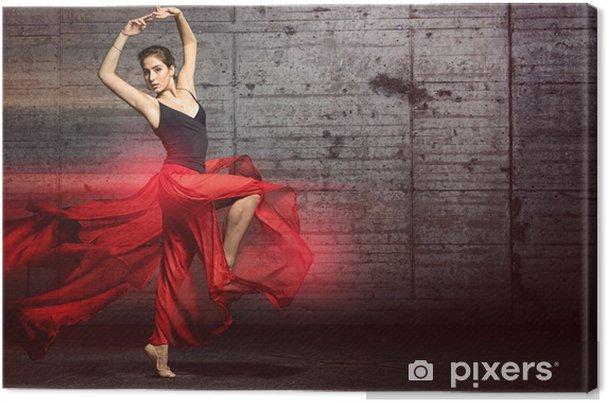 Obraz na płótnie Tańczący - Tematy