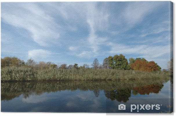 Obraz na płótnie Taravo, rzeki i Natura - Woda