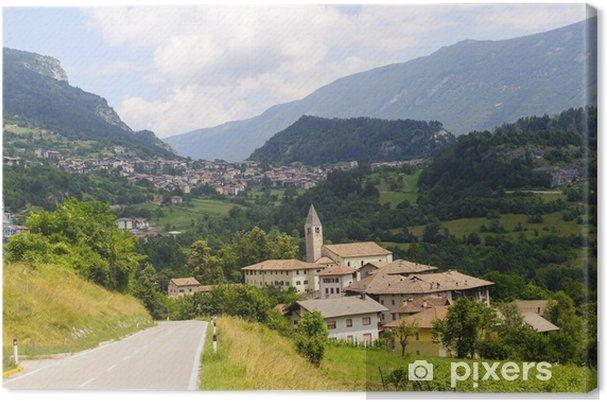 Obraz na płótnie Tavodo (Trento) - Europa