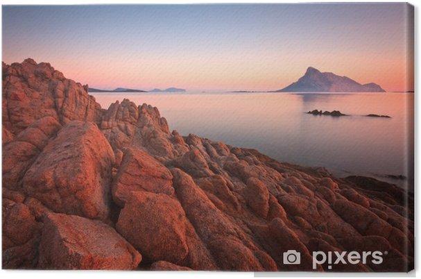 Obraz na płótnie Tavolara wyspa, Sardynia, Włochy. - Wyspy