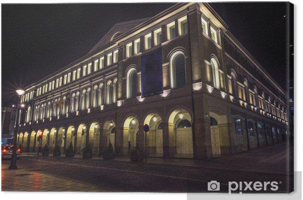 Obraz na płótnie Teatro Calderon Valladolid - Europa