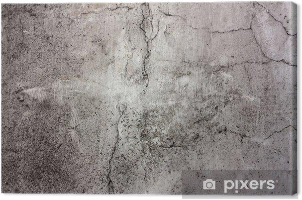 Obraz na płótnie Teksturowane Grungey ścianie - Tematy