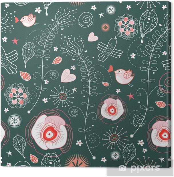Obraz na płótnie Tekstury roślin - Tekstury