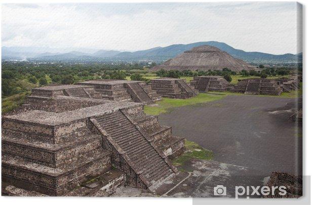 Obraz na płótnie Teotihuacan - Ameryka