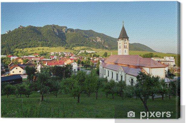 Obraz na płótnie Terchova Wieś - Stany Zjednoczone - Europa