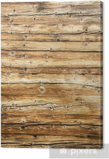 Obraz na płótnie Textura wieku drzewna - Tematy