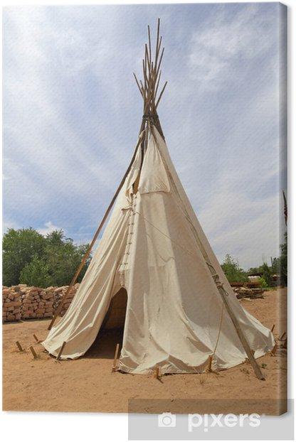 Obraz na płótnie Tipi indien, Arizona - Tematy