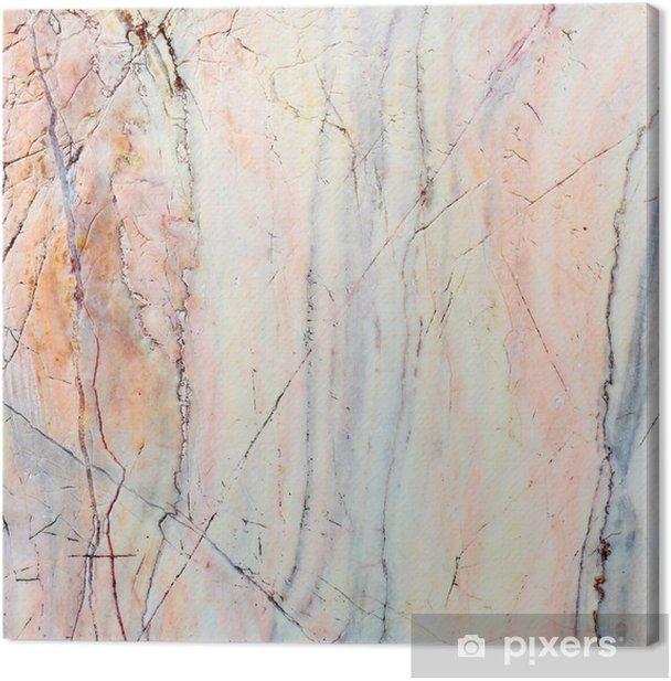 Obraz na płótnie Tle kamienia tekstury marmuru - Surowce