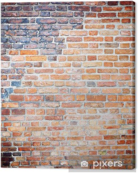 Obraz na płótnie Tło czerwone cegły ściany tekstury - Tematy