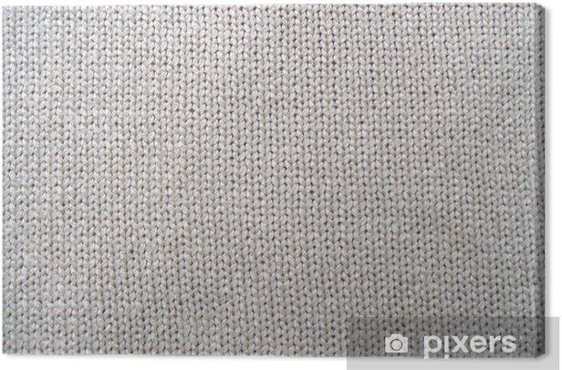 Obraz na płótnie Tło strick - Tekstury