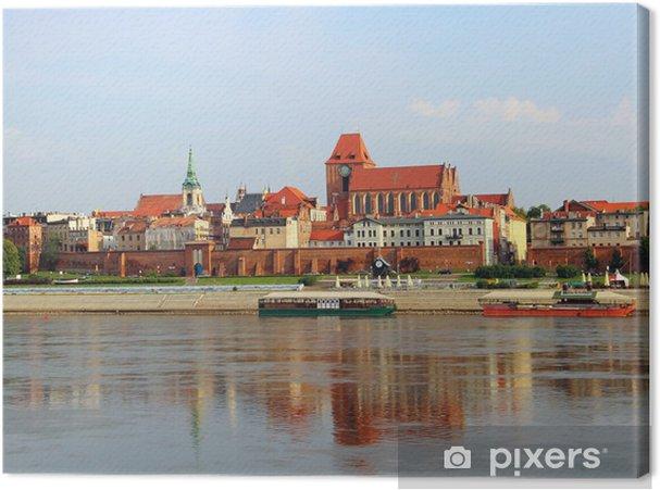 Obraz na płótnie Toruń Stare Miasto, Polska - Tematy