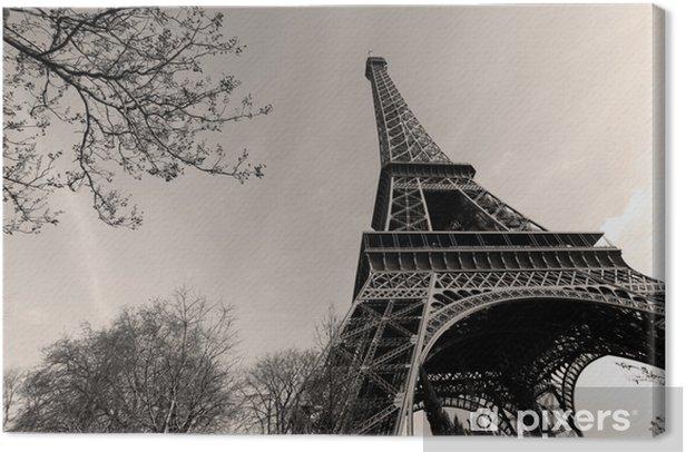 Obraz na płótnie Tour Eiffel - Wieża Eiffla - Tematy