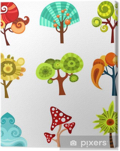 Obraz na płótnie Tree design - Święta Narodowe