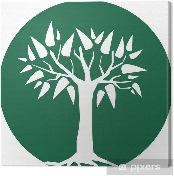 Obraz na płótnie Tree4 -