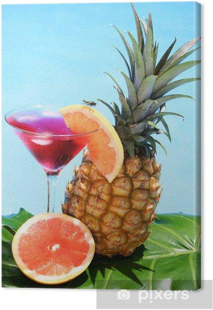 Obraz na płótnie Tropical Coctel - Wakacje
