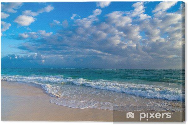 Obraz na płótnie Tropikalnego morza - Woda