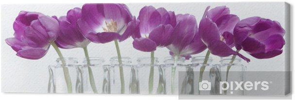 Obraz na płótnie Tulipany - Uroda i pielęgnacja ciała