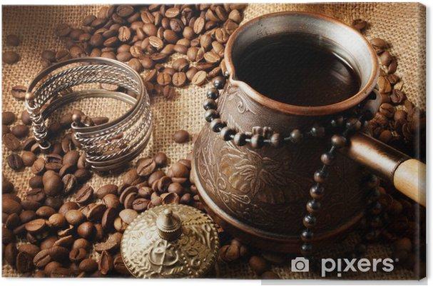 Obraz na płótnie Turek Coffee. - Tematy