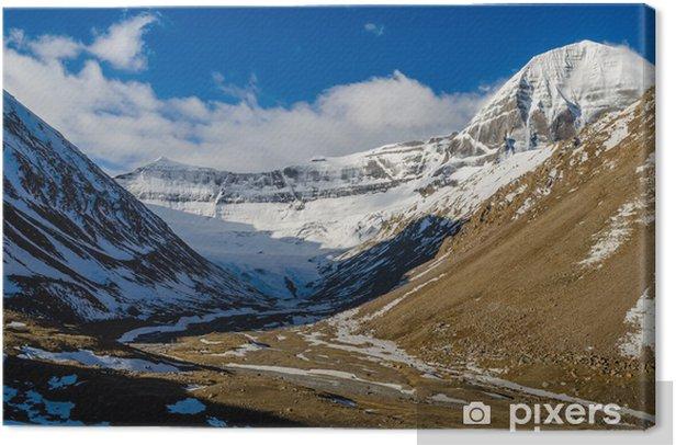 Obraz na płótnie Tybet. góry Kailash. north face - Azja