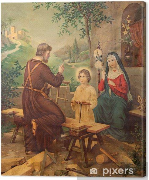 Znalezione obrazy dla zapytania obrazy świętej rodziny
