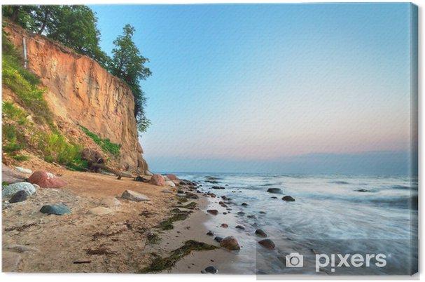 Obraz na płótnie Urwisko Orłowie na Morze Bałtyckie, Polska - Tematy