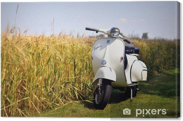 Obraz na płótnie Vespa 150vbb px weiß - Vespa