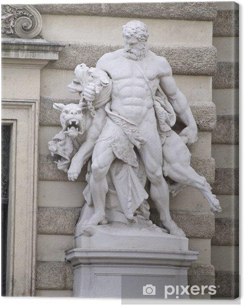 Obraz na płótnie Vienna Hofburg - Miasta europejskie