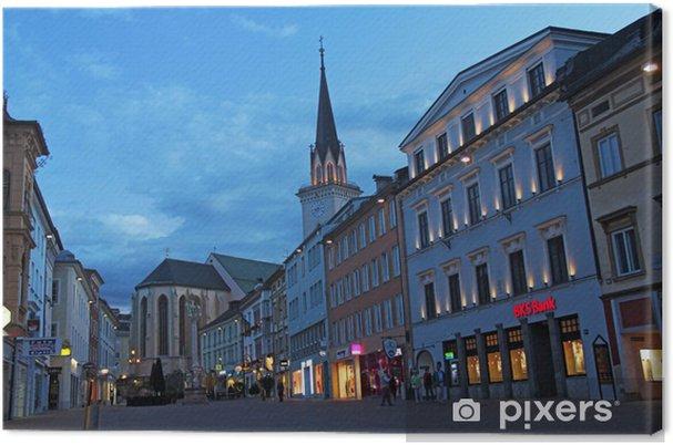 Obraz na płótnie Villach - Miasta europejskie