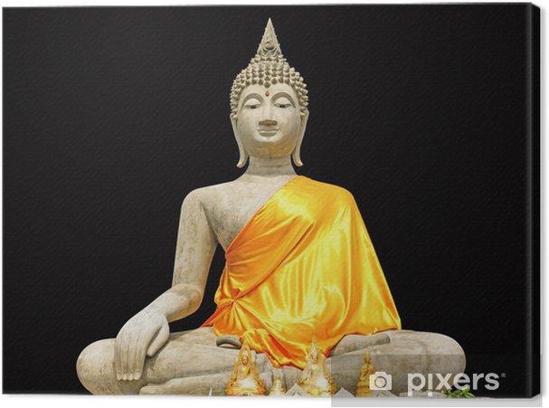 Obraz na płótnie Wapno statua Buddy - Tematy