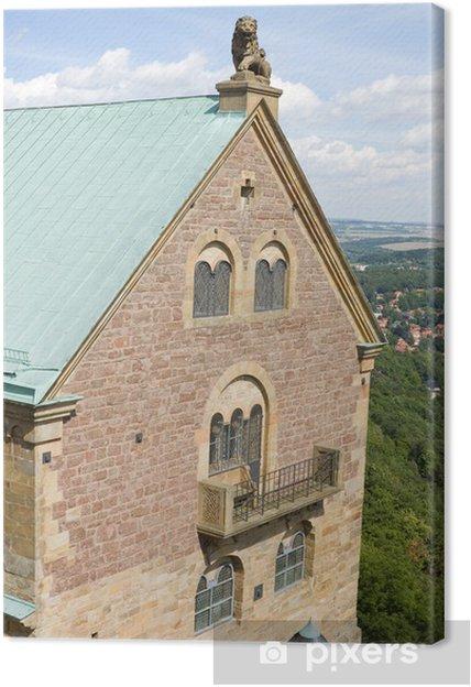 Obraz na płótnie Wartburger Sängersaal - Wakacje