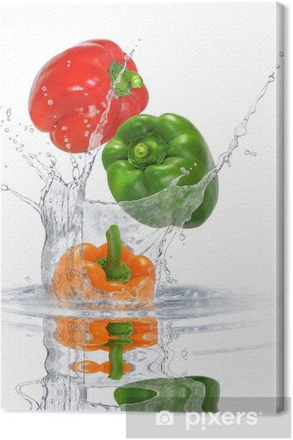 Obraz na płótnie Warzywa 181 - Warzywa