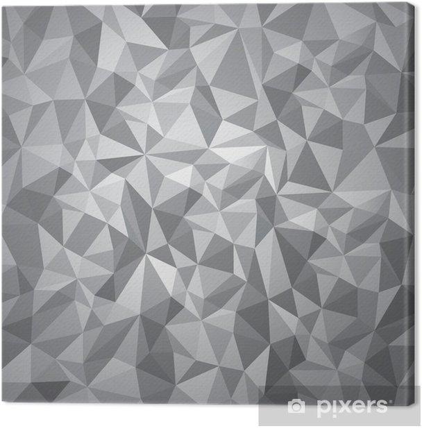 Obraz na płótnie Wektor abstrakcyjna geometria tło, samoloty - Tła