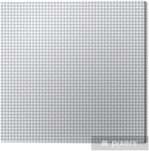 Obraz na płótnie Wektor abstrakcyjne tekstury wyplatania - Tła