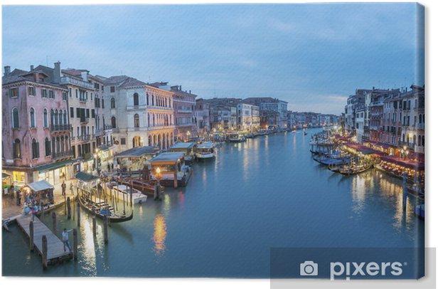 Obraz na płótnie Wenecja, Włochy - Europa