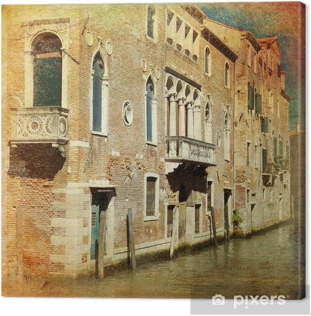 Obraz na płótnie Wenecja - Miasta europejskie