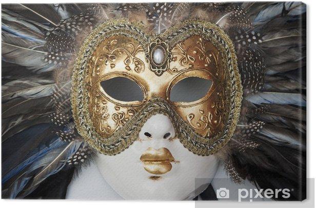 Obraz na płótnie Weneckie maski - Miasta europejskie