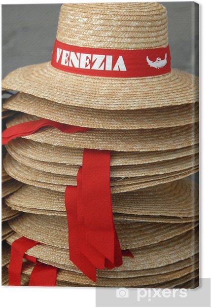 Obraz na płótnie Weneckiego HATS - Miasta europejskie