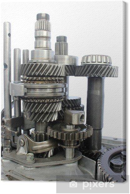 Obraz na płótnie Wewnętrzna przekładnia automatyczna - Narzędzia przemysłowe