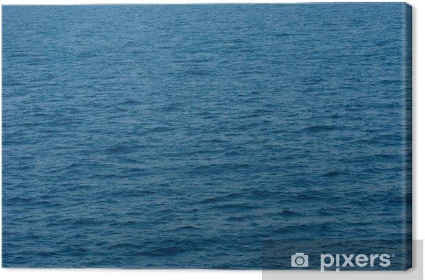 Obraz na płótnie Wielki calmo - Woda