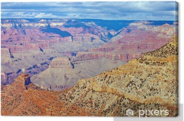 Obraz na płótnie Wielki Kanion 1558 - Ameryka