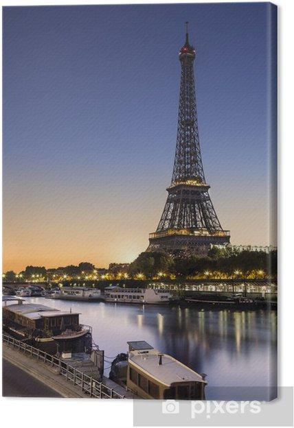 Obraz na płótnie Wieża Eiffla, Paryż, Francja - Tematy