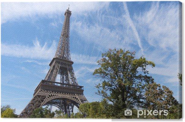 Obraz na płótnie Wieża Eiffla - Tematy