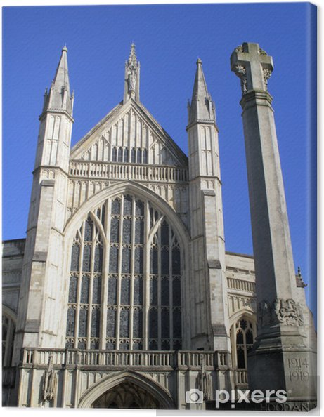 Obraz na płótnie Winchester Cathedral - Europa