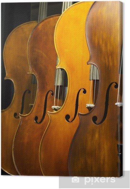 Obraz na płótnie Wiolonczela - Muzyka