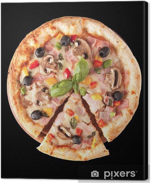 Obraz na płótnie Włoska Pizza - Posiłki