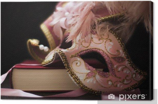 Obraz na płótnie Włoski maski karnawałowe - Rozrywka